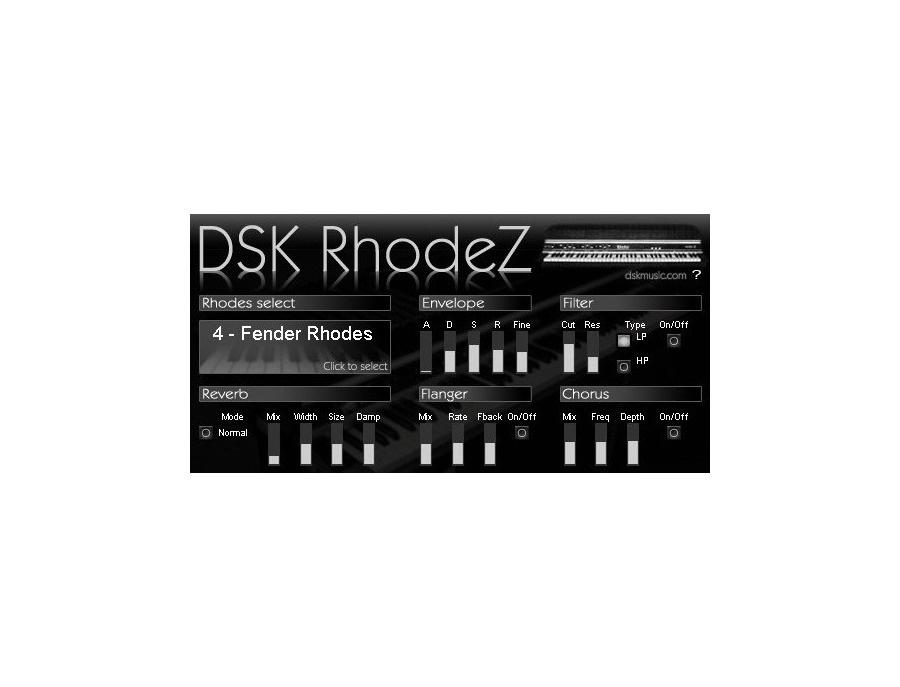 DSK Music DSK RhodeZ