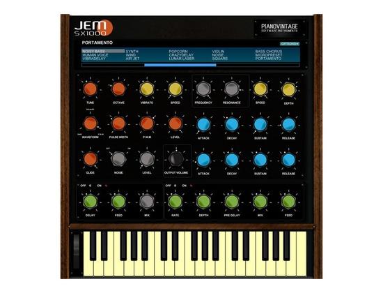Piano Vintage JEM SX1000