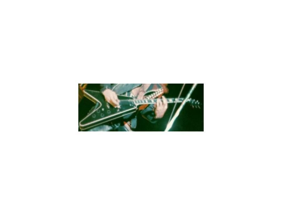 Charles LoBue Custom Flying V Guitar