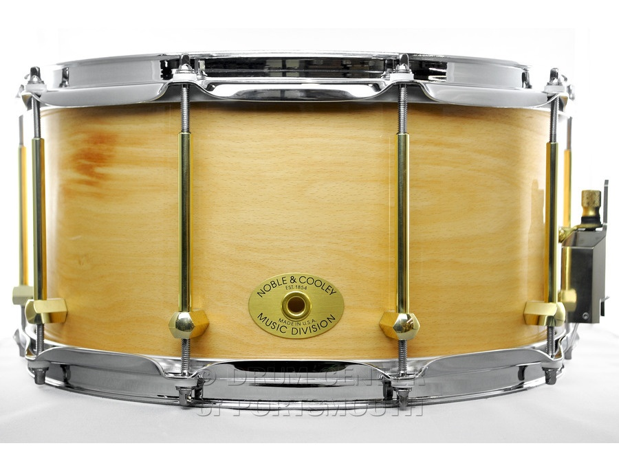 Noble cooley 7x14 snare drum xl