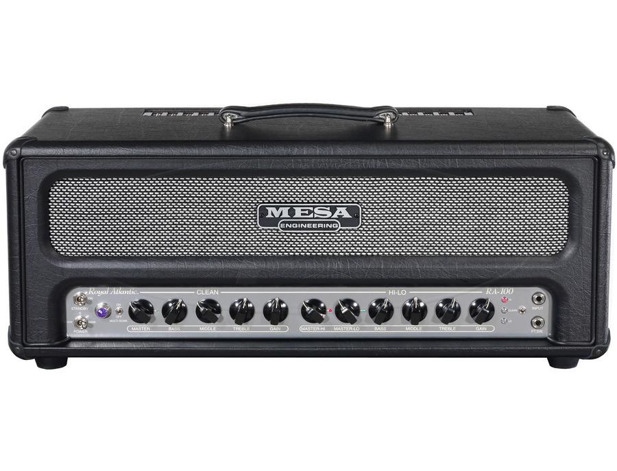 Mesa/Boogie Royal Atlantic RA-100 100-Watt Tube Head