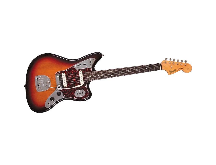 Fender '62 Jaguar Reissue Electric Guitar