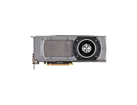 ASUS GTX780 3GB Reference cooler