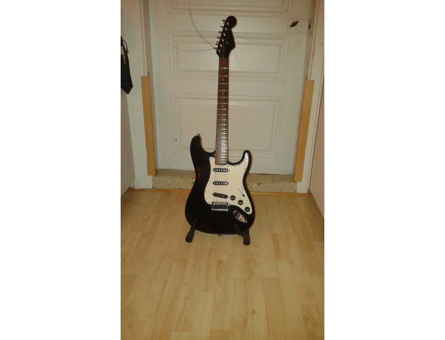 Homemade Stratocaster