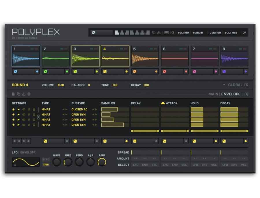 Native Instruments Polyplex