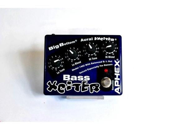 Aphex Bass Exciter