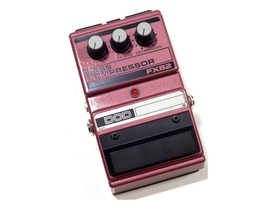 DOD FX82 Bass Comp