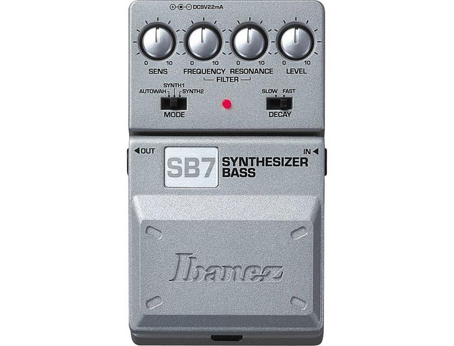 Ibanez SB7 Bass Synthesizer