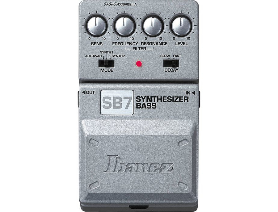 Ibanez SB7 Bass Synthesizer