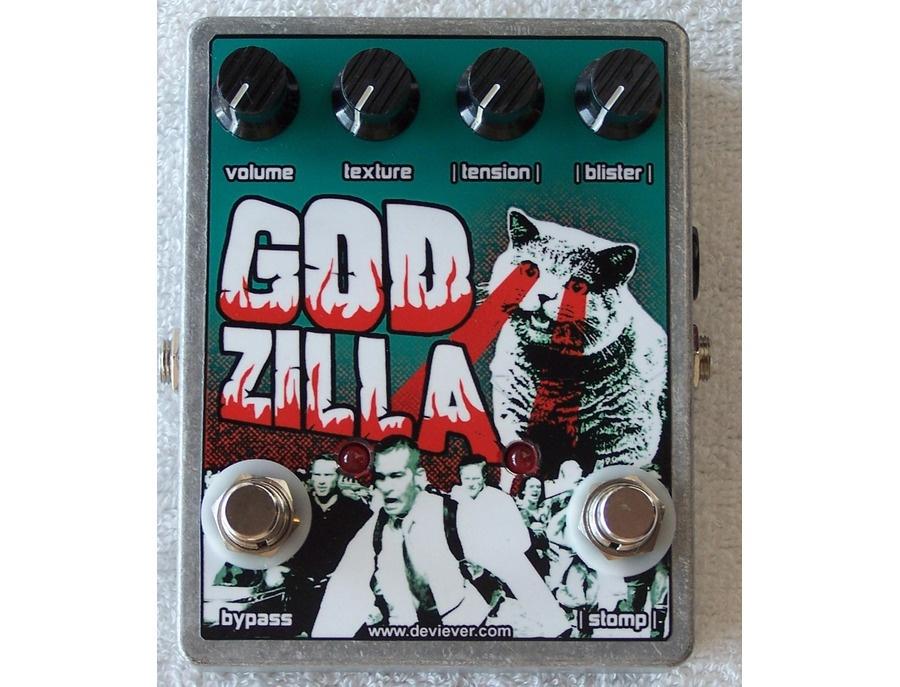 Devi Ever Godzilla