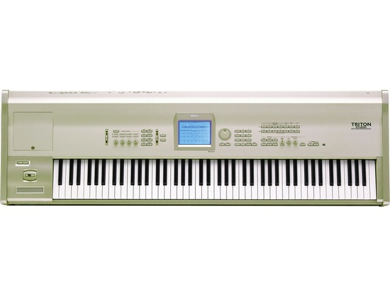 Korg Triton Studio 88 Workstation