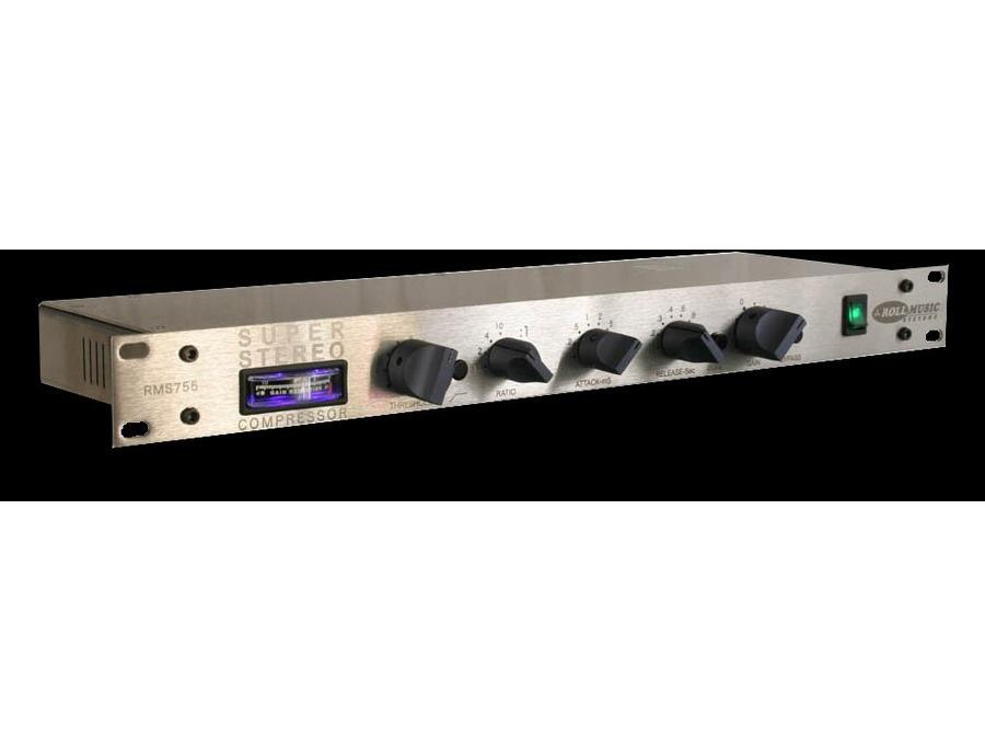 Roll Music Super Stereo Compressor