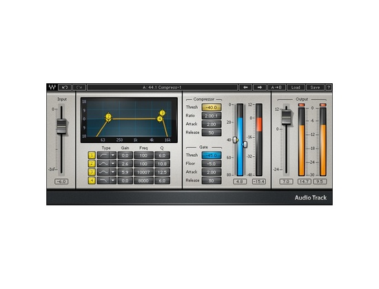 Waves Audiotrack VST