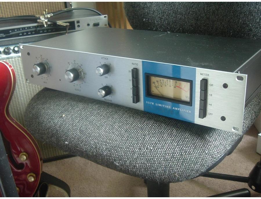 Universal audio 1176 blue strip fet limiter xl