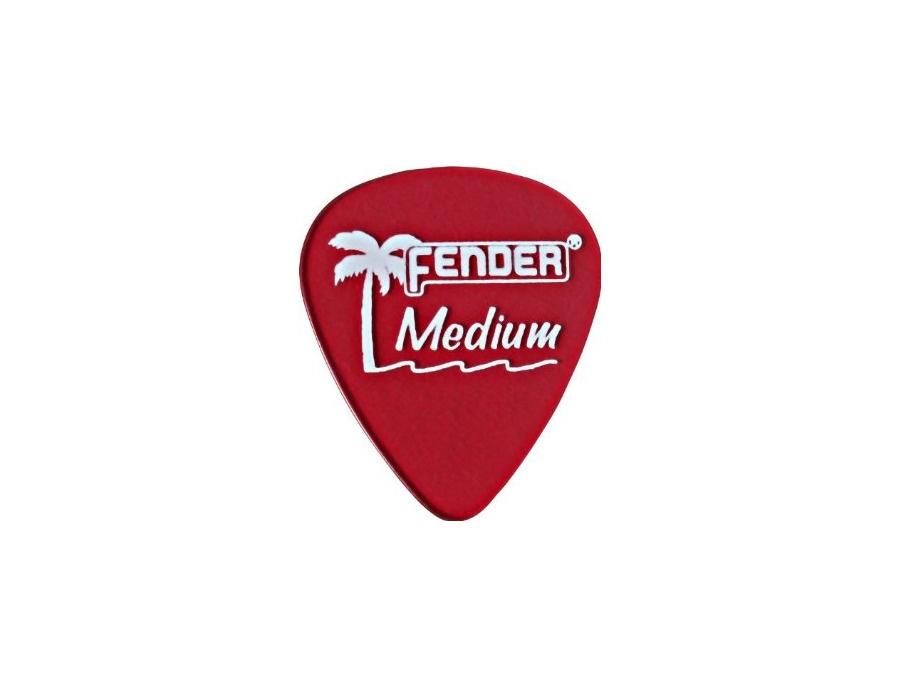 Fender California Medium Picks