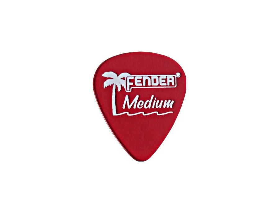 Fender California Medium Picks