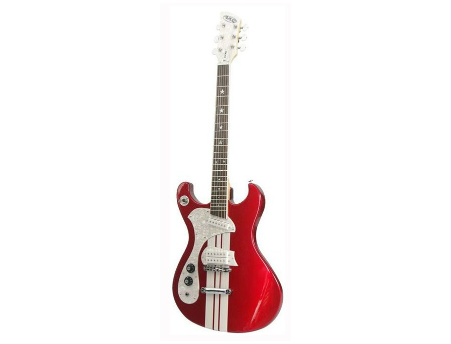 DiPinto Mach IV red left handed