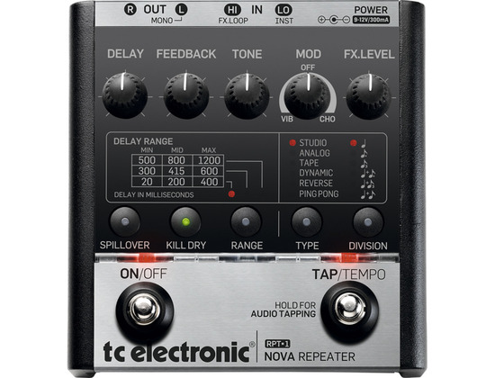 TC Electronic Nova Repeater