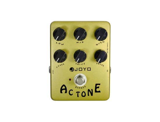 Joyo jf13 AC Tone Vintage Tube Amplifier Guitar Effects Pedal