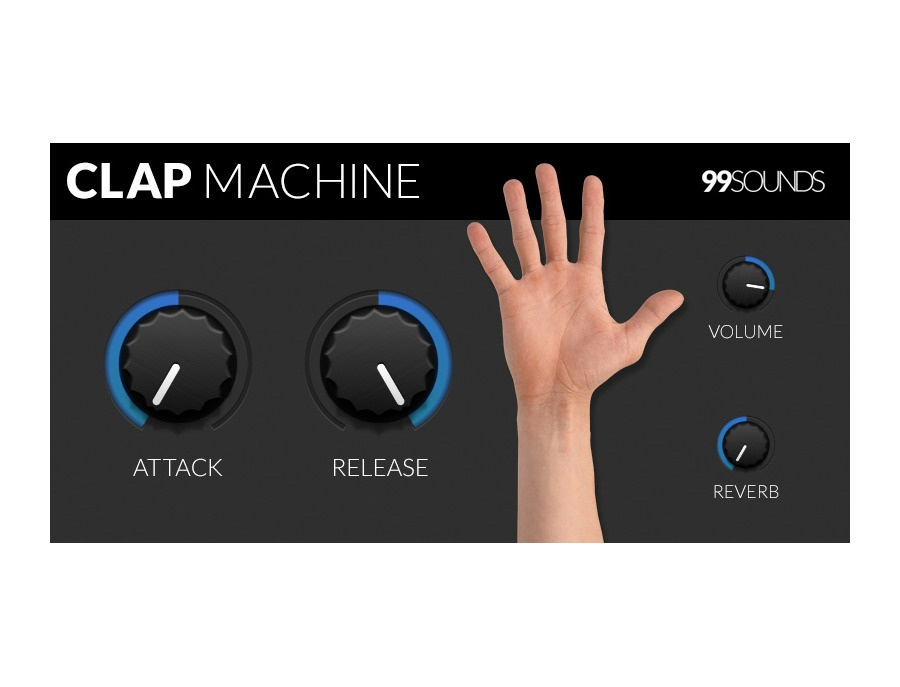 99Sounds Clap Machine Plugin