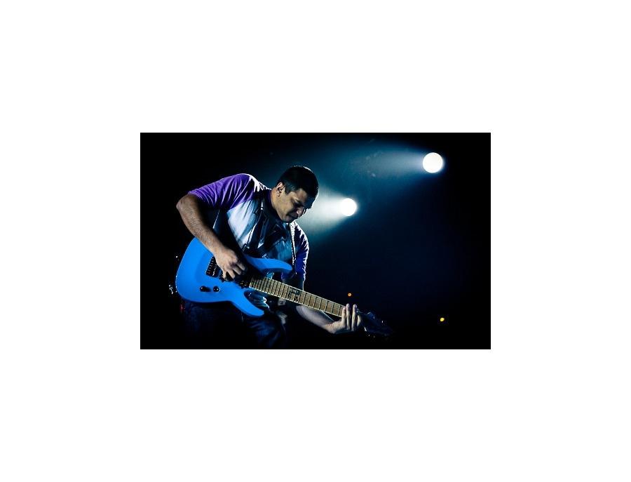 Misha Mansoor Jackson Custom Shop Guitar