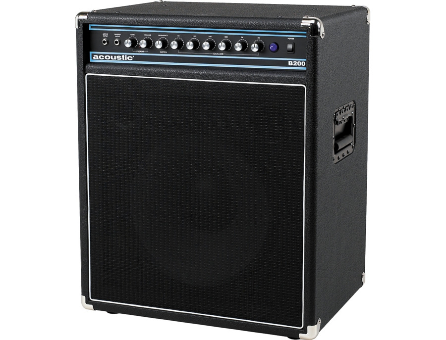 Acoustic Bass Guitar Amp B200
