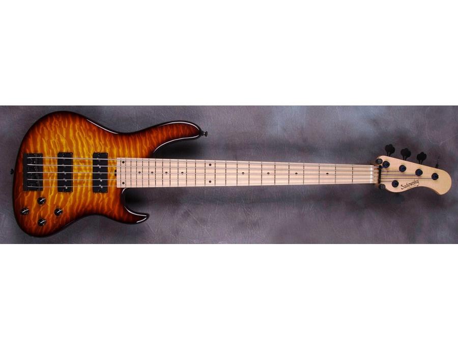 Sadowsky NYC Bass