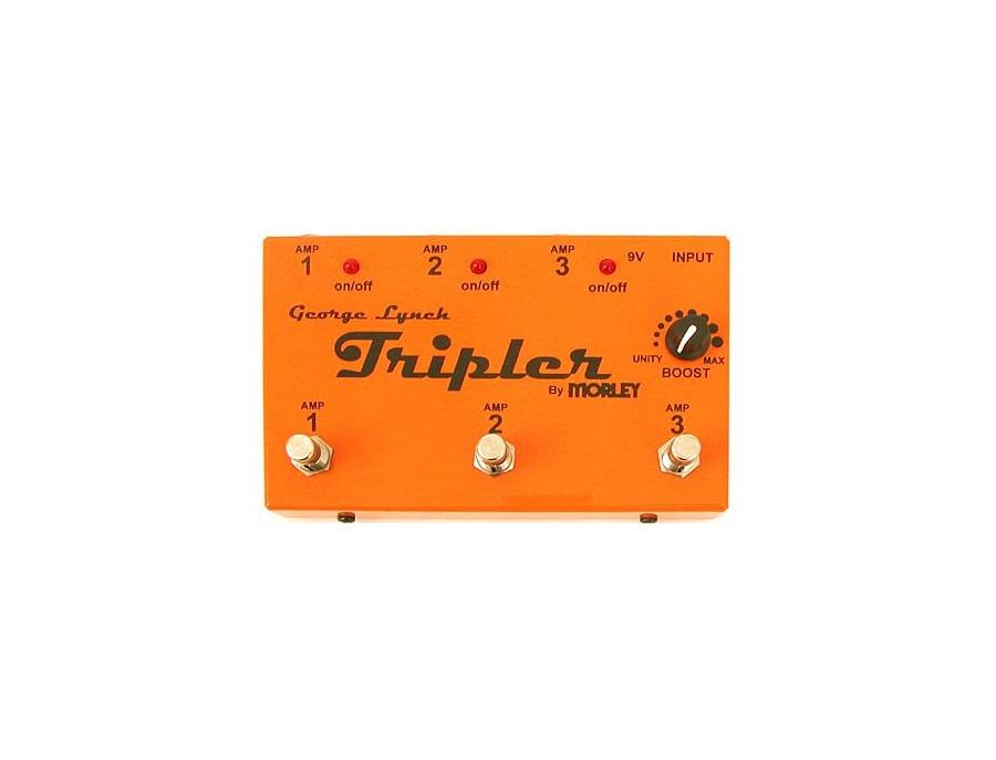 Morley george lynch tripler pedal xl