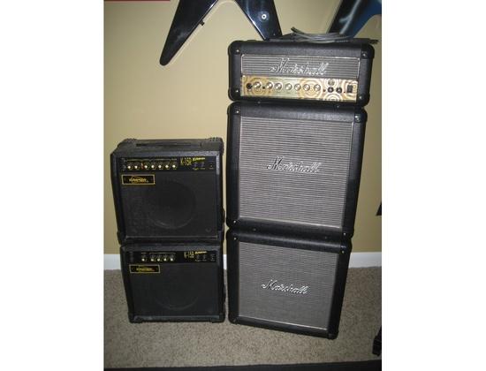 Kramer Guitar & Bass Practice Amps & Zakk Wylde Micro Stack