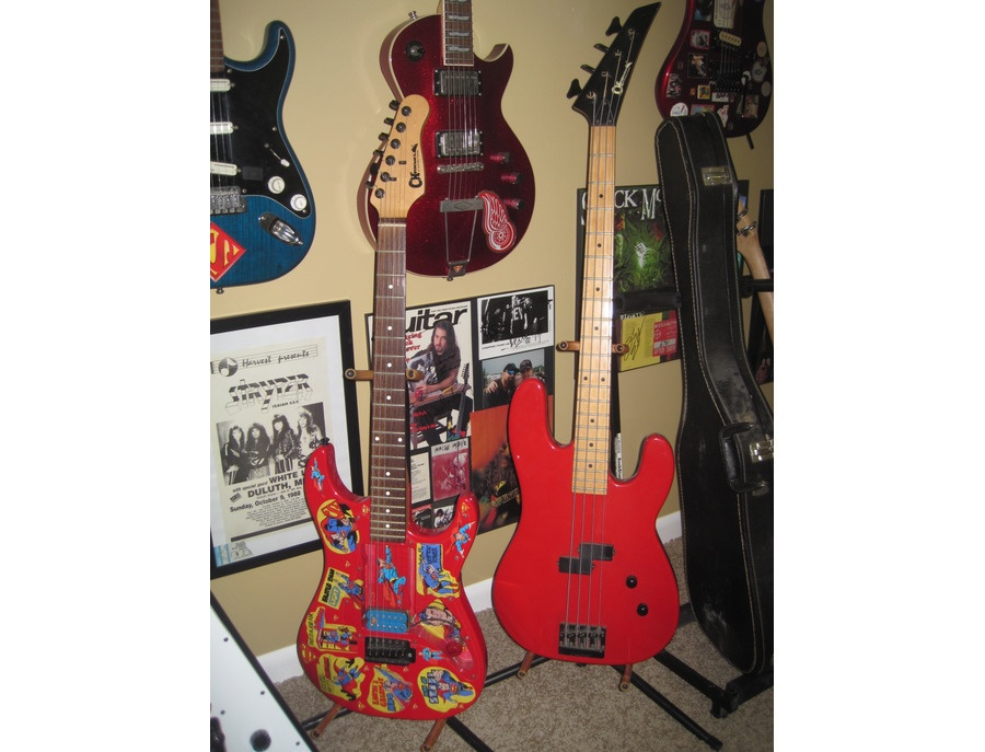 Charvel Guitar & Bass