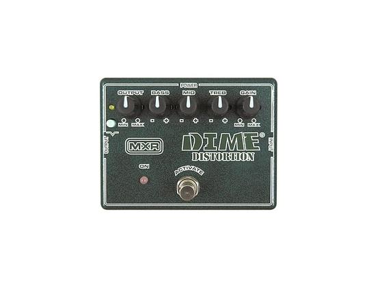 MXR Dime Distortion Pedal