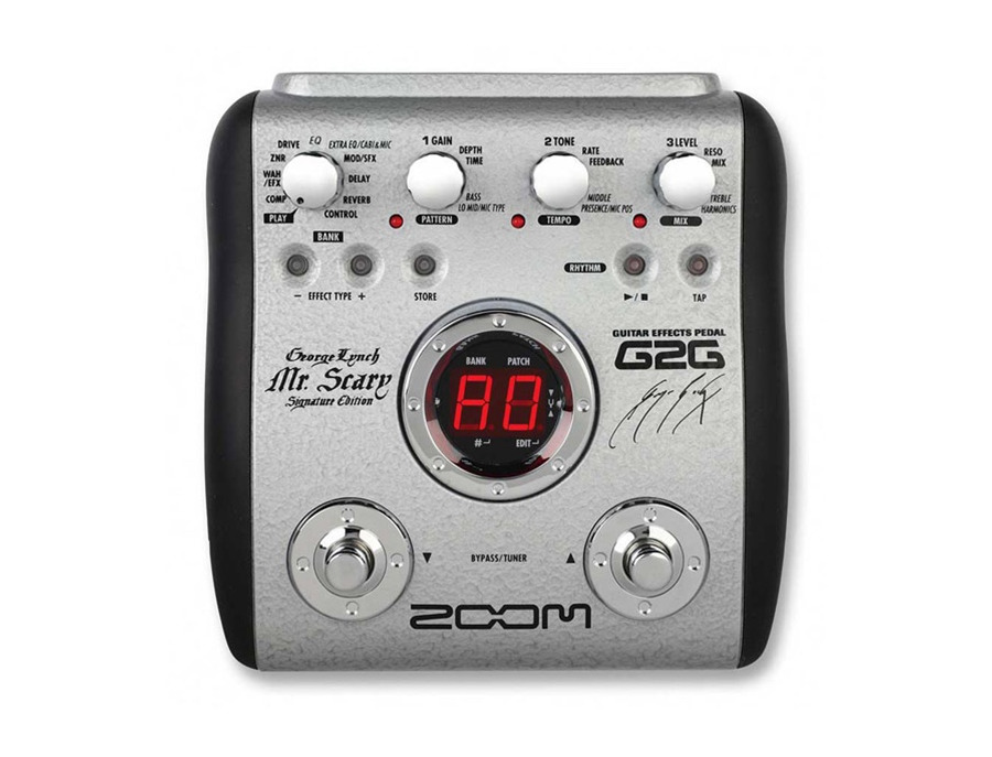 George Lynch G2G Pedal By Zoom