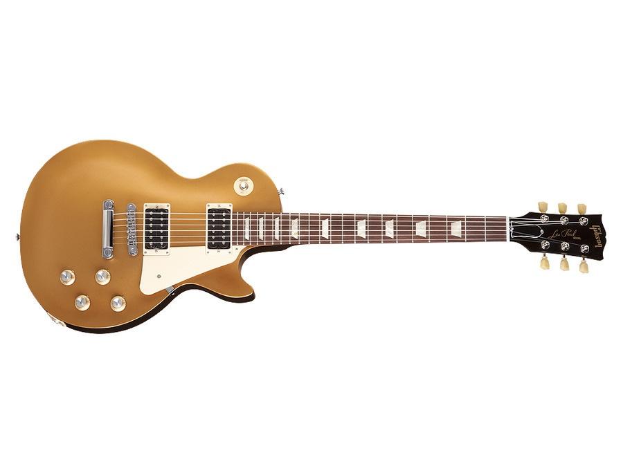 Gibson les paul tribute 50 s goldtop xl