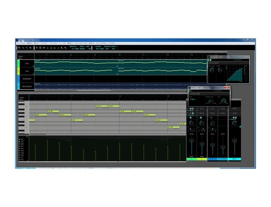 Vocaloid3 Editor