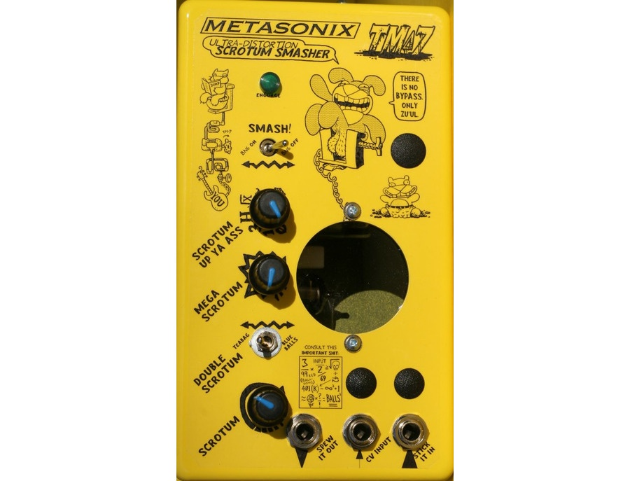 Metasonix TM7 Ultra-Distortion Scrotum Smasher