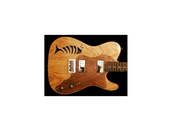 Delaney SF1 Samantha Fish Signature Telecaster