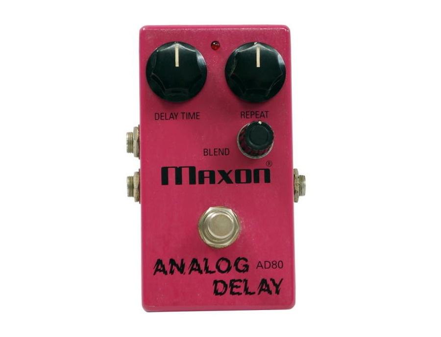 Maxon ad80 analog delay xl