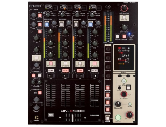 Denon DN-X1600 Professional Mixer