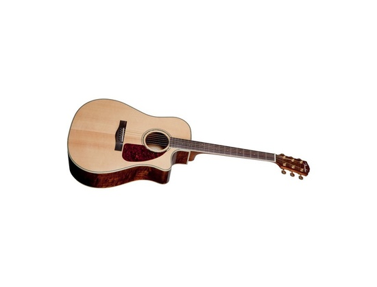 Fender CD-220SCE Acoustic-Electric Guitar