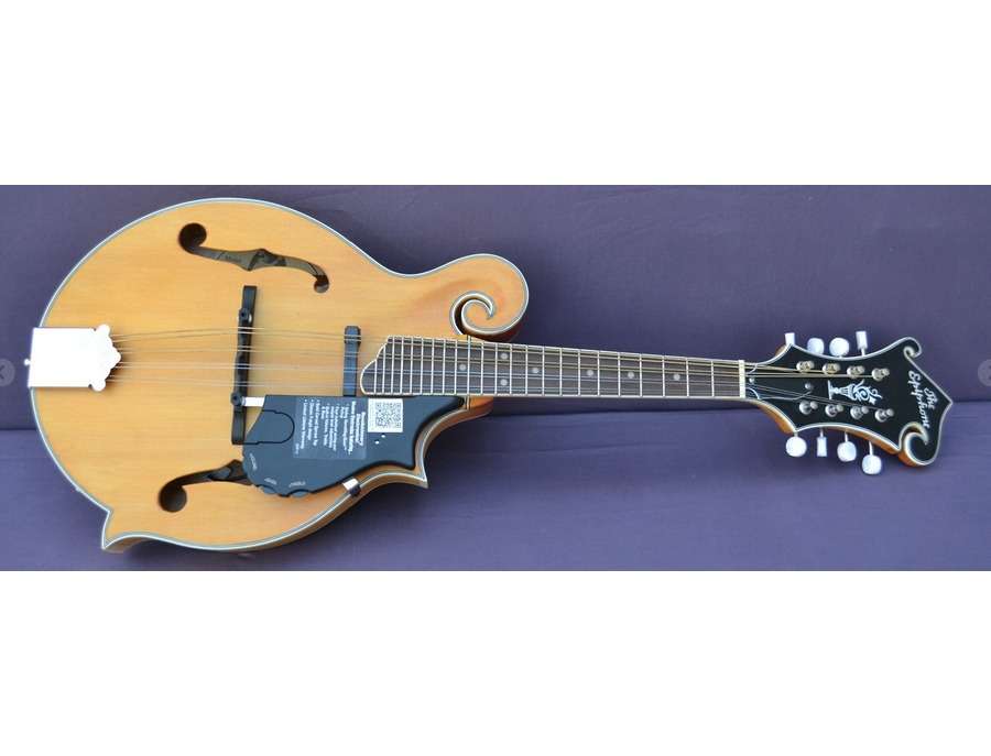 epiphone mm 50e professional grade f style acoustic electric mandolin satin natural reviews. Black Bedroom Furniture Sets. Home Design Ideas