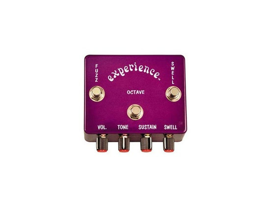 Prescription Electronics Experience Octave Swell Fuzz Effects Pedal