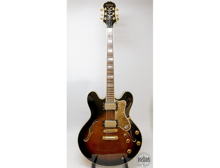 1989 Epiphone Sheraton Electric Guitar