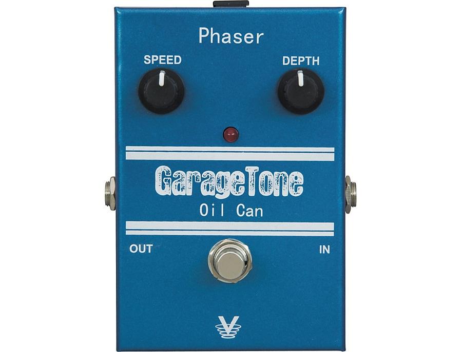 Visual sound garagetone oil can phaser xl
