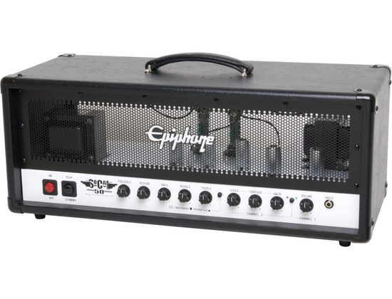 Epiphone So Cal 50 Watt head