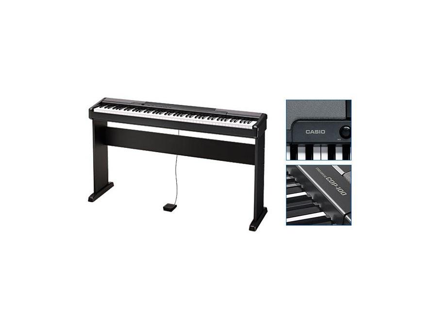 Casio cdp 100 digital piano xl