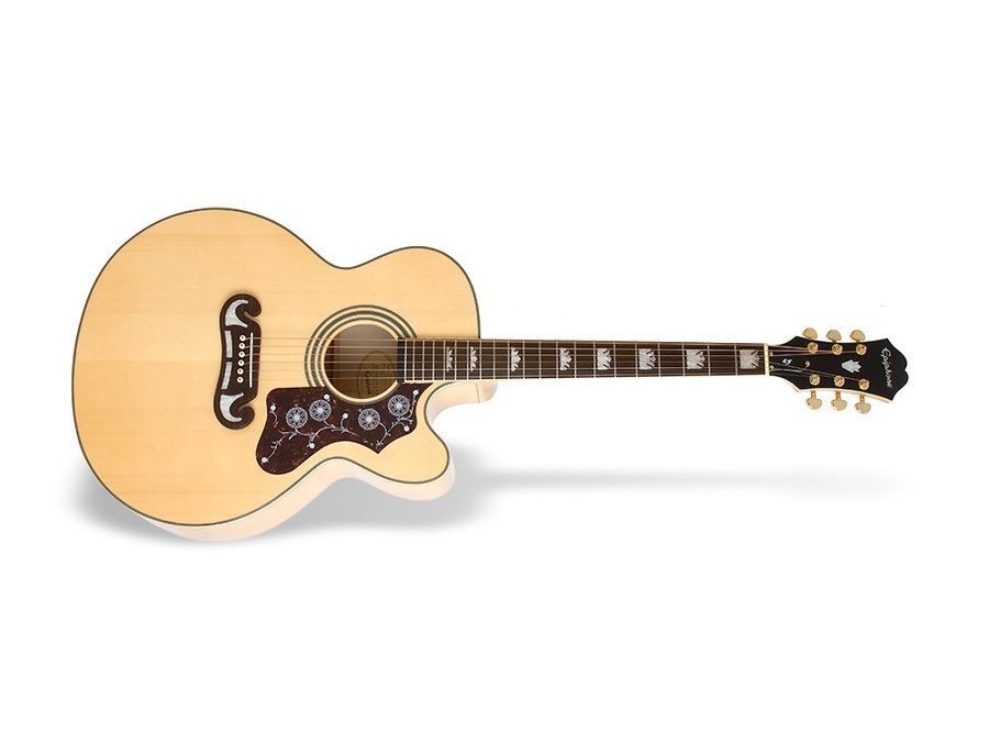 epiphone ej 200ce acoustic electric guitar reviews prices equipboard. Black Bedroom Furniture Sets. Home Design Ideas