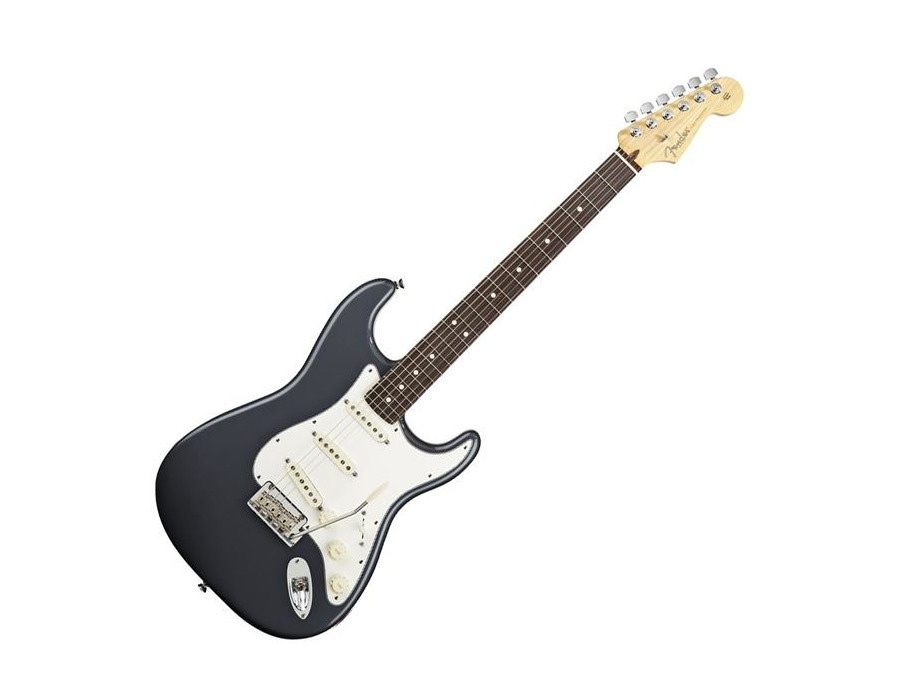 Fender Stratocaster charcoal frost metallic