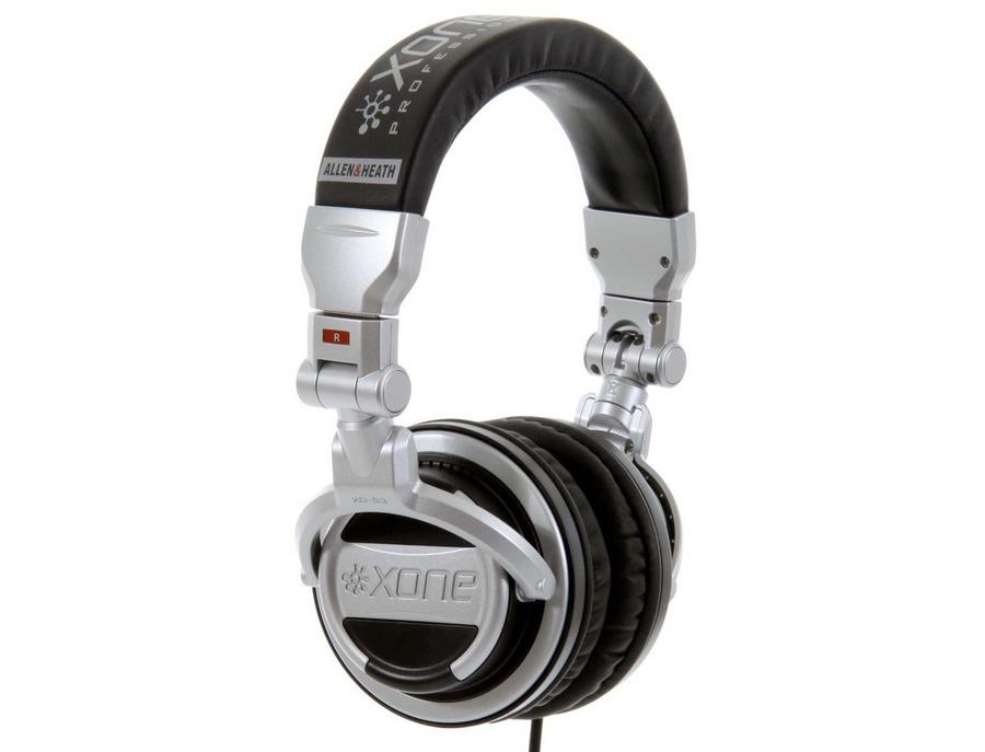 Allen & Heath Xone XD-53 Headphones