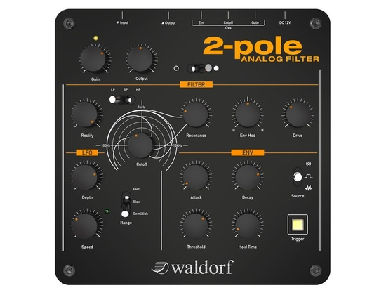 Waldorf 2-Pole filter