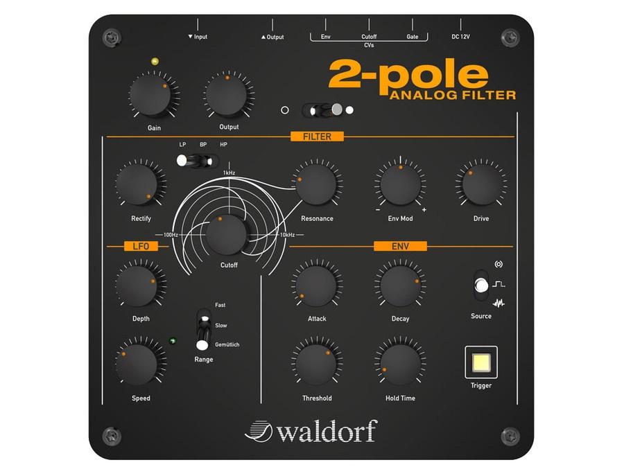 Waldorf 2-Pole filter